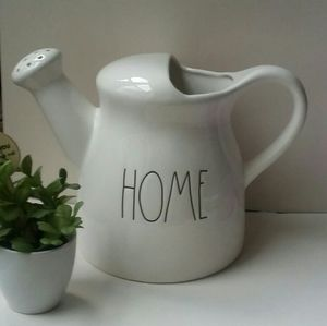 Rae Dunn HOME Watering Can Farmhouse Style